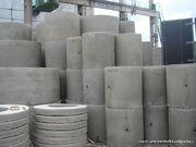 Бетонные кольца для колодцев и канализаций с доставкой
